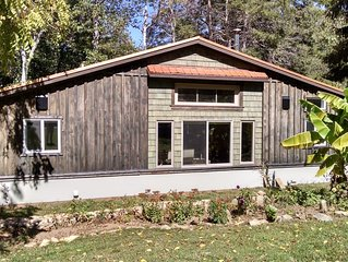 Modern Cottage Close To Asheville And The Blue Ridge Parkway