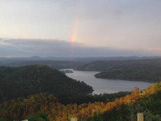 The Summit House - 180 Degree Panoramic Views Of Kiamichi Mtns & Lake Broken Bow