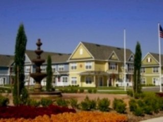 4 Bedrooms Townhouse at Villas at Seven Dwarfs only 4 miles from Disney! FD4
