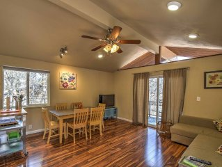 Modern Cabin Sleeps 5- Close in Manitou Springs and close to Garden of the Gods