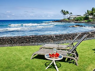Alii Pua Combo - Ocean views, beach front, swimming pool
