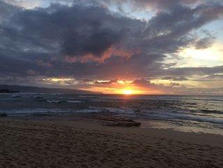 Open Now:  SUNSET PT. 3 BEDROOM, ocean views , yard, bikes