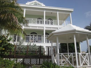 AMAZING OCEANFRONT VILLA AT FEBRUARY POINT! MAY CANCELLATION SPECIAL BOOK TODAY!