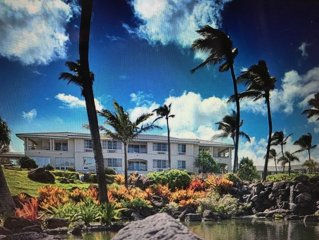 The Point At Poipu 2BR 12/19-26, 12/26-1/2 & most dates in 2021