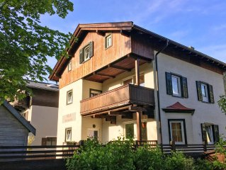 Villa within walking distance of the ski-lift and the centre of Kitzbühel.