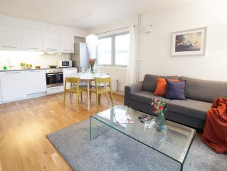 Central and modern apartment. Fully equipped and furnished.