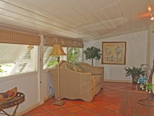 'Beachy'  Hideaway on the best beach on the West Coast