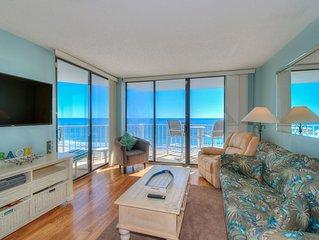 Beautiful 2 Bedroom 2 Bath Direct Ocean Front! - Booking 2019!