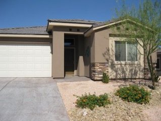 Three bedroom home with great furnishings-1326
