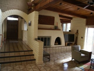 Christmas availability - Super Clean Passive Solar Adobe Home in private setting