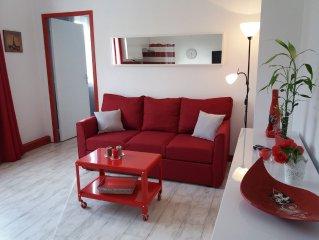 Appartement  2 personnes proche centre ville de MILLAU  - refait a neuf