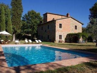 Salceta, a Tuscany Country House,  private pool. Near Florence, Siena, Arezzo