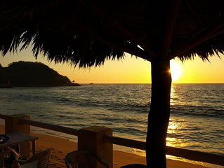 Casa Mar Y Sol Is Comfortable Secure With Pool. Close To Beach And Restaurant