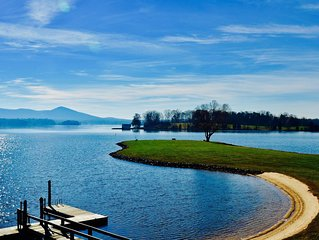 Peaceful Haven at Smith Mountain Lake! -  One of Bernard's Landing Resort Finest