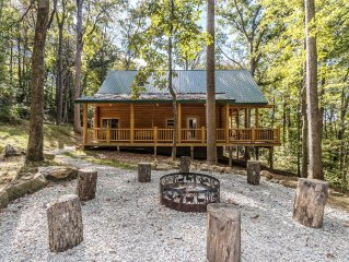 Hemlock Haven Cabin - Perfect escape for 1-10 guests!!!