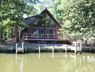 Charming Getaway with Boat Dock Minutes from Ocean City