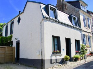 Fisherman's house in the heart of St Valery / sum. Furnished tourism ****