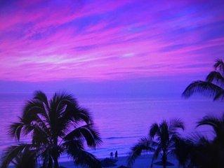Brad & Joey's Villa 1302  OCEANFRONT!! - Closest to the ocean 2 bedroom