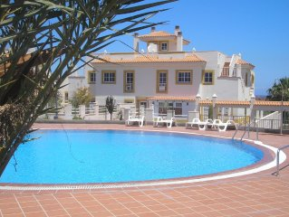 Luxury Penthouse apartment at the Fuerteventura Golf Resort, private roofterrace