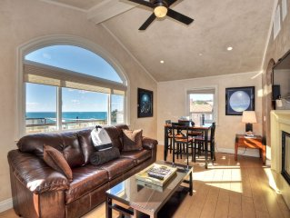 Well appointed villa right in the heart of downtown Laguna Beach! 1 BR 1.5BA