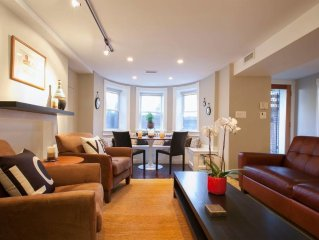 Affordable Luxury In Historic Logan Circle - 14/U St, Dupont, Shaw, Conv Center