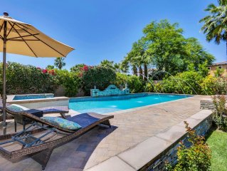 Enjoy our grand pool! summertime fun and relaxation-6bedrooms sleeps 14