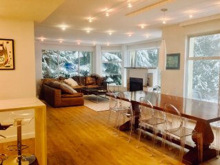 Begin Your Perfect Vacation At Our 3Bdrm  Ski-in-ski-out Whistler Condo!