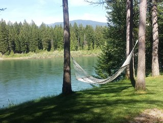 Wild and Scenic Flathead River Retreat