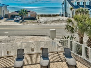 Luxury Beach Home - Private Pool/Spectacular Gulf Views/Sunsets! See Specials