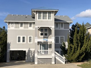 Lighthouse Point (Weekly Rental) - 5 Br - Pool/Hottub, Linens/Towels for 14