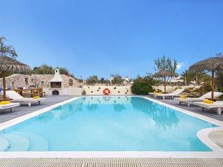 ELIA - Sunny Villa with Private Pool and Sea Views