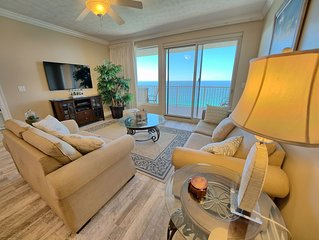 Nov Special $799Wk+fees for 2 adults - 2Br Amazing Beach Front, Free Wifi