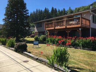 Oregon Coast Vacation Rental by the Sea