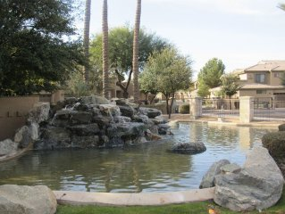 Gorgeous Newly Furnished and Updated  (2019) 3 BR/2 BA Condo in Gated Community