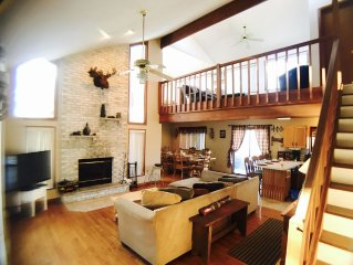 Across From Amenities Ski/Indoor Pool/Gym/Restaurant- A short - walk see video -