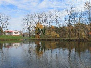 Spring Lake Farmhouse Retreat