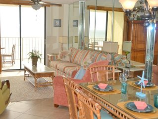 506 Sunswept 2 BD/2 BATH Gulf Front Condo DIRECTLY ON THE BEACH