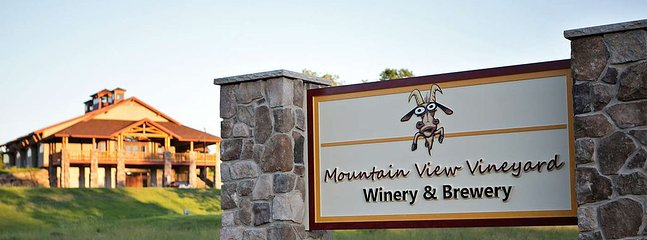 Mountain View Winery is right down the road  :)!