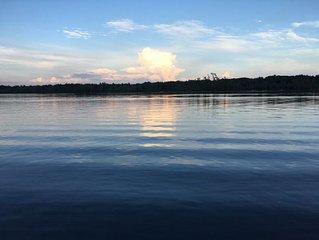 Lake Haven Waterfront-Cedar Hedge Lk in Interlochen