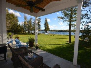 Fun in the Sun- Gorgeous luxury home-S. Lake Leelanau-Air