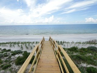 8200 E Cty Hwy 30A by Royal Destinations~Gulf Front 4BR~ Stunning Views