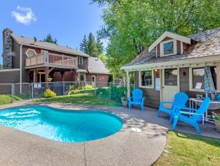 Private Pool! Elk Meadows Lodge! Great Value Year Round