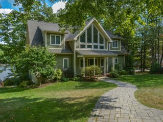 Gorgeous 7 Bedroom Central-Lake w/Dock Slip; Beautiful Sunrises from the Deck
