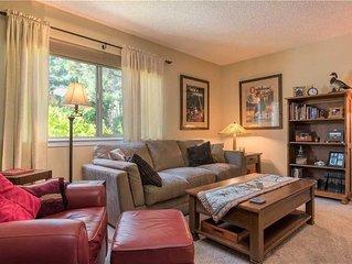 Lake Forest Glen # 15: 3 BR / 2.5 BA condo/townhouse in Tahoe City, Sleeps 6
