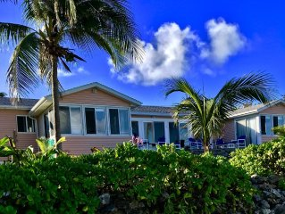 Beachcombers Paradise--Beachfront Getaway-Breathtaking Views! Total Seclusion!
