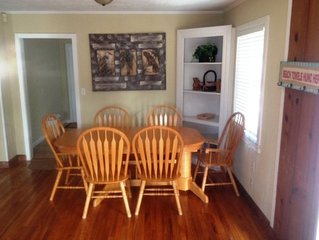 Mid November SPECIAL!  North end across from beach, shops, & restaurant
