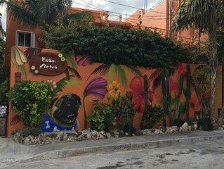 Your Personal Vacation Retreat on Isla Mujeres-Casa Flores