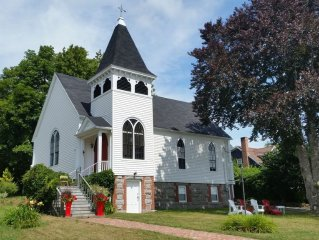 Charming Former Church Overlooking Annapolis Royal