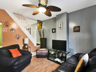 Nice Private House Easy Access to Center City 10 Mins Away