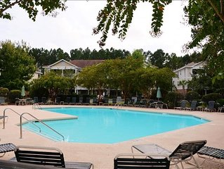 2BR/2BA Golf Villa, 612RC, Barefoot Resort, North Myrtle Beach